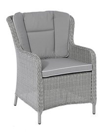 Miloo ::  Fotel obiadowy z poduszkami Grace