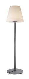 Miloo :: Lampa podłogowa LED zewnętrzna 50 x 180 cm biała